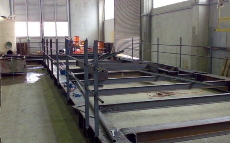 Spezialanfertigungen für Spezial- und Sondermaschinen für die Industrie